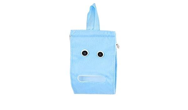 Amazon.com: eDealMax Colgando de la pared soporte de Papel higiénico Rollo de Papel higiénico dispensador Azul: Home & Kitchen