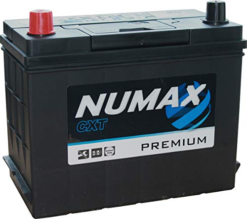 038 Numax Car Battery 12V 38AH: