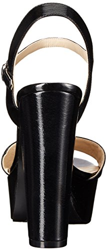 Clavel sintético Bomba vestido Black Patent West Nine xaqrIPw4q