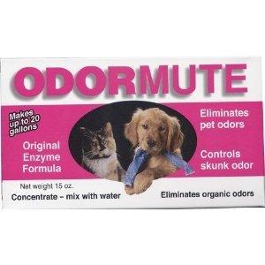 - Odormute Pet Odor Eliminator, Unscented - 15 oz