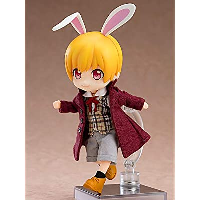 Good Smile Nendoroid Doll: White Rabbit Action Figure: Toys & Games