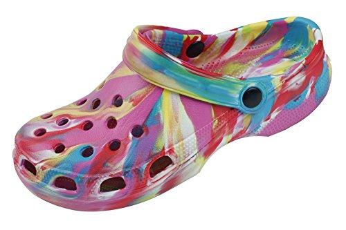 tie dye woman shoes - 3