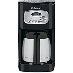 Cuisinart DCC-1150BKFR 10 Cup Thermal Coffee Maker, Black (Certified Refurbished) made by Cuisinart