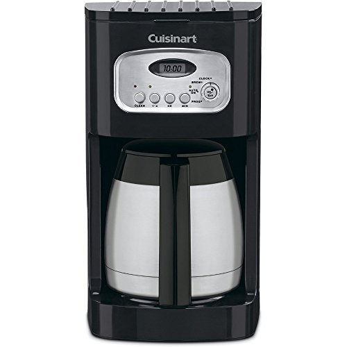 Cuisinart DCC-1150BKFR 10 Cup Thermal Coffee Maker, Black (Certified Refurbished) Coffee Store