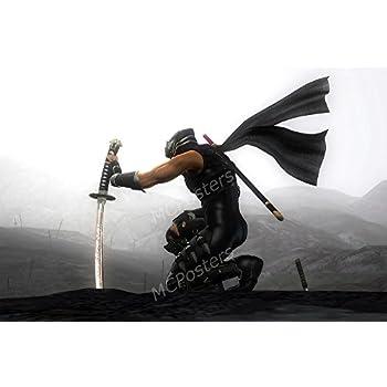 Amazon.com: MCPosters Ninja Gaiden Sigma Ayane PS3 XBOX 360 ...