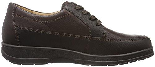 Ganter Hugo, Weite H, Zapatos de Cordones Derby para Hombre Marrón - Braun (espresso 2000)