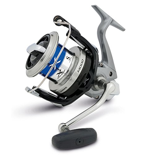 SHIMANO Ultegra CI4+ 14000 XS-B Surfcasting Spinning Reel with Instant Drag System ()