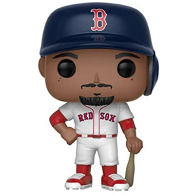 Funko POP!: Major League Baseball Mookie Betts Collectible Figure, Multicolor: Funko Pop!:: Toys & Games [5Bkhe0205670]