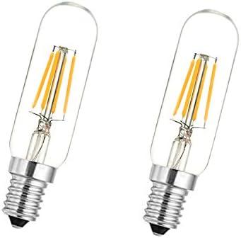 Bombilla LED de 4 W para extractor de cocina, equivale a bombilla halógena de 40 W, Blanco cálido, 2700 K, 2 unidades, de Rye Tech: Amazon.es: Iluminación