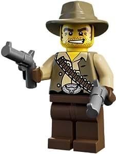 LEGO Minifiguras Coleccionables: Vaquero Minifigura (Serie 1) (Bolsas)