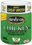 Herb Ox Bouillon 25cube Chckn