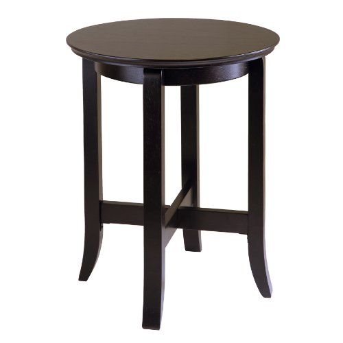 Winsome Wood Toby End Table (Dark Espresso Coffee Table)