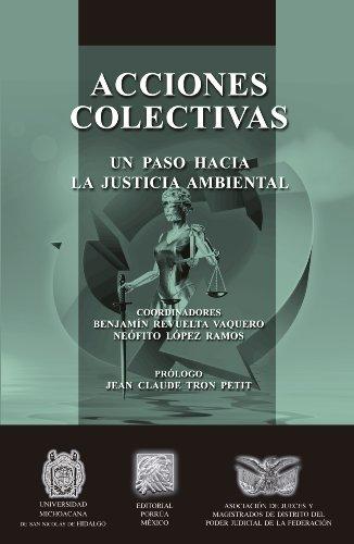 Descargar Libro Acciones Colectivas: Un Paso Hacia La Justicia Ambiental Benjamín Revuelta Vaquero