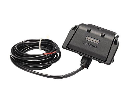 TomTom 9UGB.001.01 - Soporte para GPS GPS (cargador integrado), negro