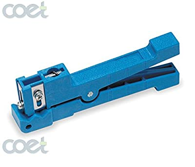 Fiber Optic Stripper 45-163 Coaxial Stripper/Fiber Optic Jacket Stripper/Cleaver/Slitter
