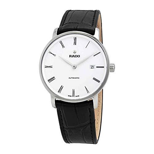 Rado DiaMaster Thinline Automatic White Dial Men's Watch R14067036