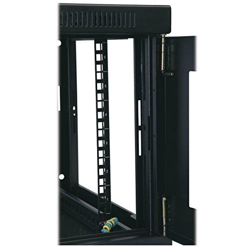 Tripp Lite 6U Wall Mount Rack Enclosure Server Cabinet, 20.5 in. Deep, Switch-Depth (SRW6UDP) by Tripp Lite (Image #2)