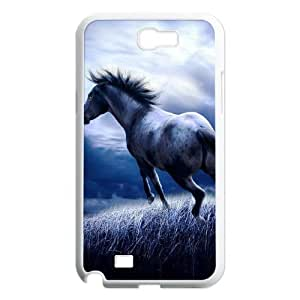 Horse Running Classic Personalized Phone Case for Samsung Galaxy Note 2 N7100,custom cover case ygtg521007