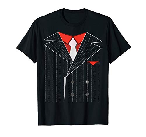 Gangster Costume Shirt Halloween ()