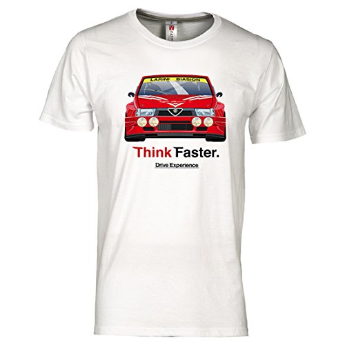 Experience T 75 Alfa Imsa Turbo shirt Drive Romeo Evoluzione CH6waSSq