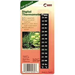 Taam Stick On Thermometer Reads Between 64-93 Degrees F