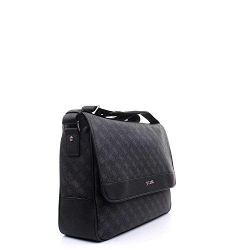 Guess HM6300POL64 Bolso Con Bandolera Hombre Black