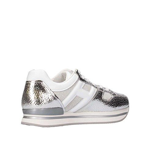 Kind HXR2220T541G8S0906 Junior Hogan Silber Sneaker H8t7q
