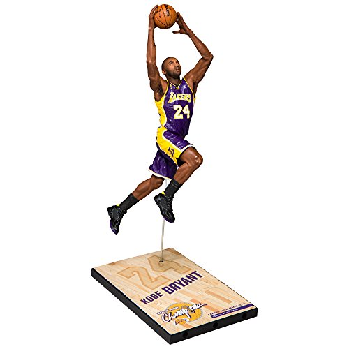 - McFarlane Toys Kobe Bryant 2009 NBA Finals Action Figure
