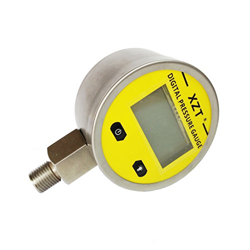 XZT Digital Hydraulic Pressure Gauge 2.4