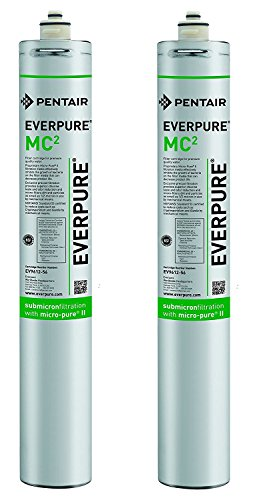 (Everpure EV9612-56 MC2 Filter Cartridge (Pack of 2))