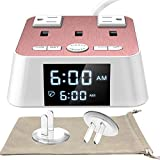 Best Ipod Alarm Clock Docking Stations - Alarm Clock with USB Charger - Alarm Clock Review