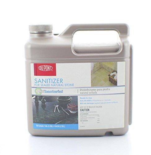Dupont Antibacterial Sanitizer for Sealed Natural Stone 1 Gallon (Care Antibacterial)