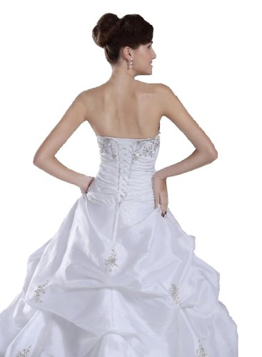Faironly New Bride Wedding Dress