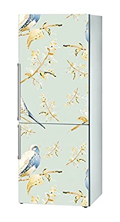 Decusto - Vintage Birds - Adhesivo para Decorar Tu Nevera: Amazon ...