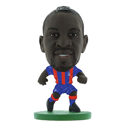 SoccerStarz SOC1192 Crystal Palace Mamadou Sakho Home Kit Classic Figure