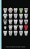 Dentist Art Cartoon Teeth Gift