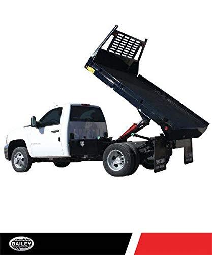 Pierce 5 Ton Dump Kit Flat Bed PO46-5MK: 4