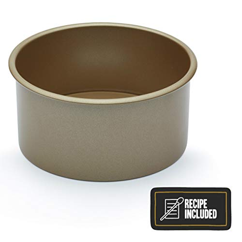 (Paul Hollywood By Kitchencraft Non-stick Deep Round Cake Tin With Loose)