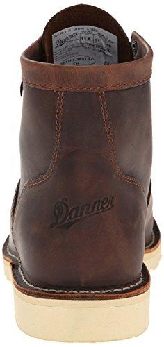 "Amazon.com: Danner Men's Bull Run 6"" Work Boot: Shoes"