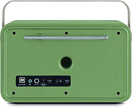 Nordmende Transita 120 IR Digital de Radio (portátil, Dab +, FM ...