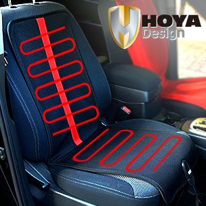 HOYA Korea Car Warmer Heated Seat Cushion Pad For Winter Camping Outdoor With Temperature Controller