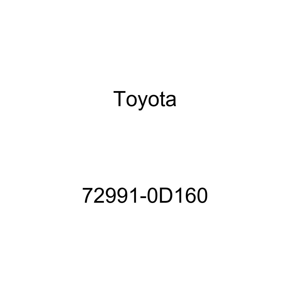 TOYOTA Genuine 72991-0D160 Seat Cushion Cover