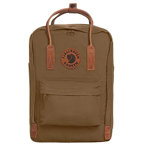 "Fjallraven - Kanken No. 2 Laptop 15"" Backpack for Everyday, Sand"