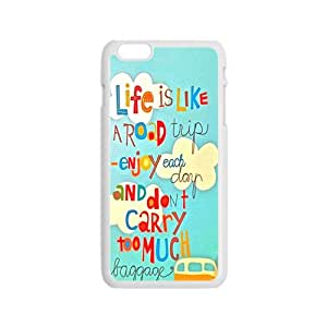 JIANADA Enjoy your life Cell Phone Case for Iphone 6