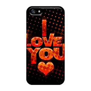 Iphone 5/5s Cases Covers Skin : Premium High Quality Love Cases