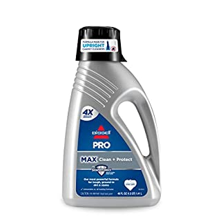 Bissell 78H63 Deep Clean Pro 4X Deep Cleaning Concentrated Carpet Shampoo, 48 ounces - Silver