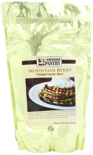 Mountain Berry Tart - The Prepared Pantry Pancake Mix, Mountain Berry, 2.25 Pound