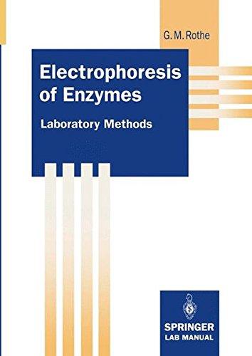 Electrophoresis of Enzymes: Laboratory Methods (Springer Lab Manuals)