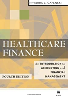 Fundamentals of healthcare finance 9781567933154 medicine health healthcare finance an introduction to accounting and financial management fourth edition fandeluxe Gallery