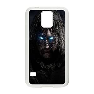 Middle earth Shadow Of Mordor Samsung Galaxy S5 Cell Phone Case White Custom Made pp7gy_3401987